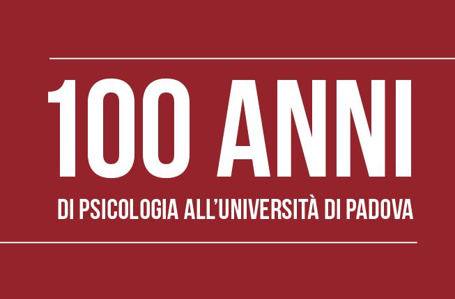 Collegamento a La Psicologia a Padova compie 100 anni